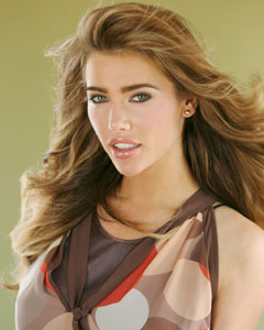 Jacqueline McInnes Woods as Steffy Forrester Photo: CBS