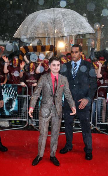Daniel Radcliffe Photo:Getty/Tin Whitby