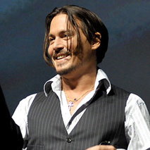 Johnny Depp Photo: AP