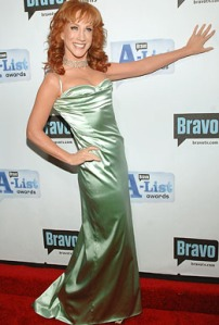 Kathy Griffin Photo:Wire Image/Jamie McCarthy