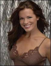 Melissa Claire Egan as Annie Lavery Photo:ABC