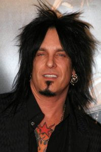 Nikki Sixx Photo: Richard Chavez