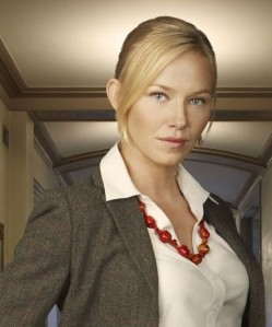 Kelli Giddish as Dr. Kate McGinn Photo:Fox/givememyremote.com