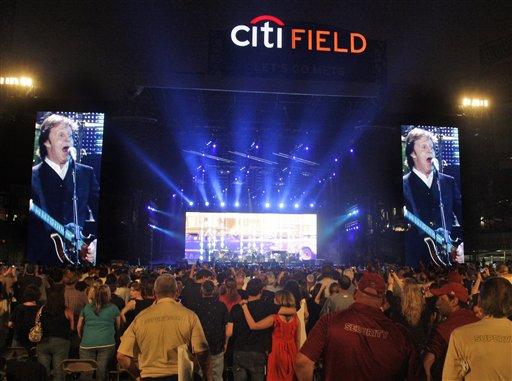 Paul McCartney Photo: AP/Frank Franklin II