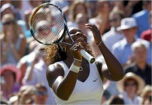 Serena Williams Wins Third Wimbeldon Title Photo: Reuters/Eddie Keough