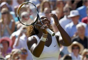 Serena Williams Wins Third Wimbeldon Title Photo: Reuters/Eddie Keough
