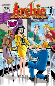 Archie Comics 600 Issue