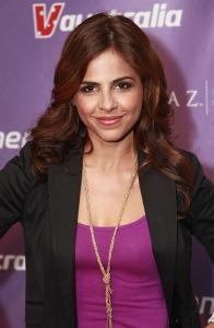 Actress Azita Ghanaizada attends