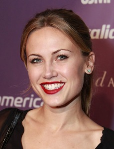 Actress Vail Bloom attends