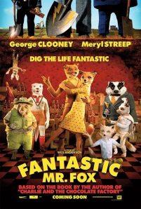 """Fantastic Mr. Fox"" directed Wes Anderson 20th Century Fox"