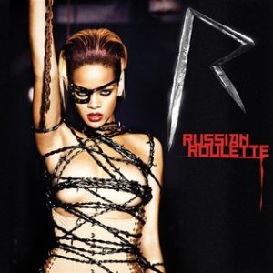 "Rihanna's ""Russian Roulette"" single cover. (Photo: AP/Def Jam)"
