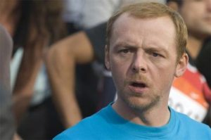 """Charlie Brown"" Look-A-Like, Simon Pegg"