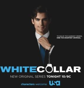 Matthew Bomer as Neal Caffrey in